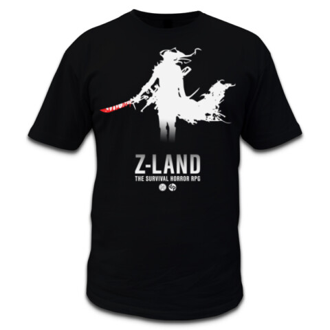 Z-LAND Shirt 1 - Stormforge Productions
